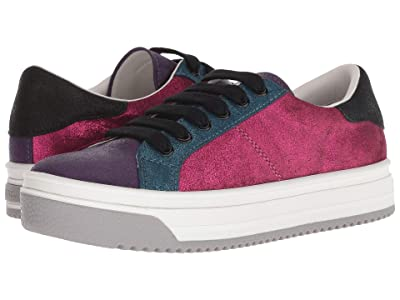 Marc Jacobs Empire Multicolor Sole Sneaker (Purple Multi) Women