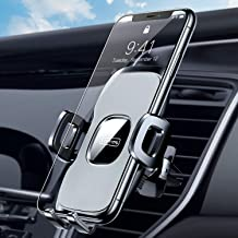 TORRAS Air Vent Cell Phone Holder for Car [Military Grade for Summer], Car Phone Mount Vent [Universal Clip] Compatible with iPhone 11 Pro Max X XS XR 8 SE, Samsung Galaxy S20+Ultra/Note 10 Plus S9