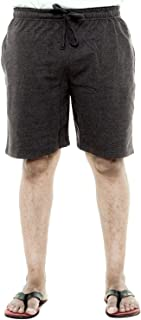 EASY 2 WEAR ® Men's Cotton Knitted Shorts (Size S to 4XL)