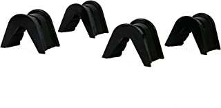 Nolathane REV026.0000 Black C Bushing (2 Deg Offset Set Of 4)