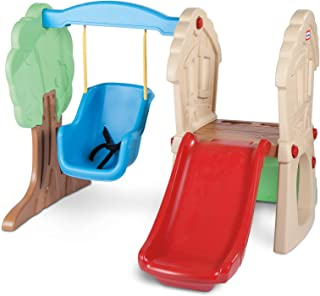 Unbranded Hide and Seek Climber and Swing : 40.700in X 27.200in X 19.600 in