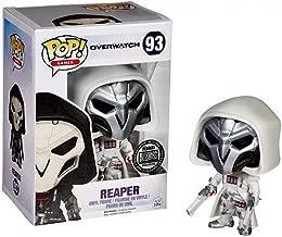 Funko Pop! Overwatch Reaper White Exclusive