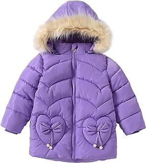 Best girls purple parka Reviews