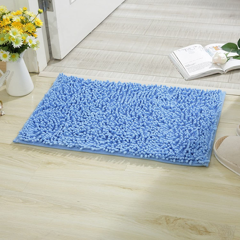 Household mats Toilets Bathroom mats Doormat Bathroom Non-Slip mats Door mats in The Hall Water-Absorbing mat at The Door-N 80x120cm(31x47inch)