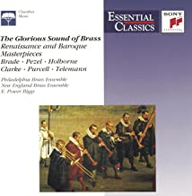 Renaissance and Baroque Brass Masterpieces