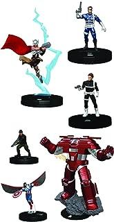 WizKids Marvel HeroClix: Nick Fury Agent Shield Booster Brick