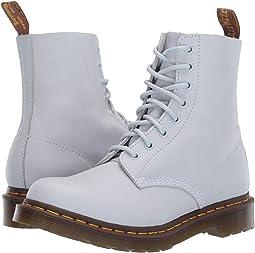 5febe2152 Dr martens 1b99 14 eye zip boot dress blue virginia