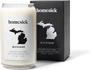 Homesick Scented Candle, Michigan