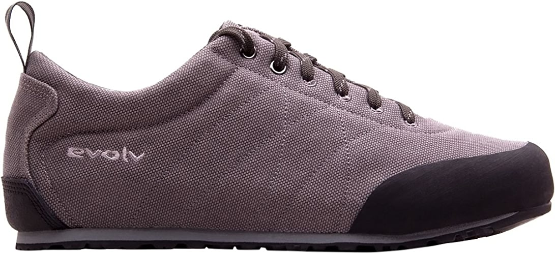 Evolv Cruzer Psyche chaussures - Men's Granite 10.5