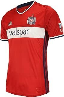 adidas Men's MLS Team Jersey Crew Neck, Team Variation