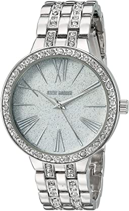Ladies Roman Numeral Alloy Band Watch SMW183