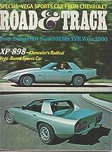Road & Track Magazine, January 1973 (Vol 24, No 5)