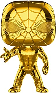 FUNKO POP! Marvel: Marvel Studio's 10th Anniversary - Iron Spider (Chrome)
