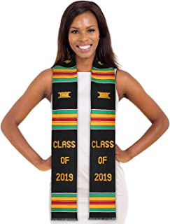 kente cloth stole