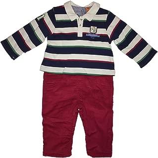 R-W-B-Y Ruby Silhouette Babys Kids Short Sleeve Bodysuit Baby Onesie for 3-24 Months and Baby Bib