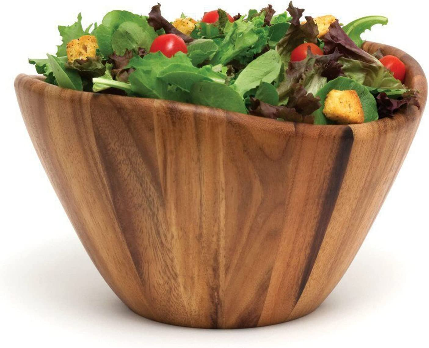CROWNXZQ Serving free Bowl for Fruits Large Premiu Denver Mall Salads Single Or