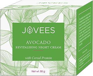 Jovees Avocado Revitalising Night Cream 50g