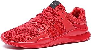 Scarpe da Ginnastica Uomo Sportive Running Fitness Sneakers Traspiranti Outdoor Respirabile Mesh Casual Sneakers