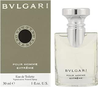 Bvlgari Extreme By Bvlgari For Men. Eau De Toilette Spray 1 Ounces