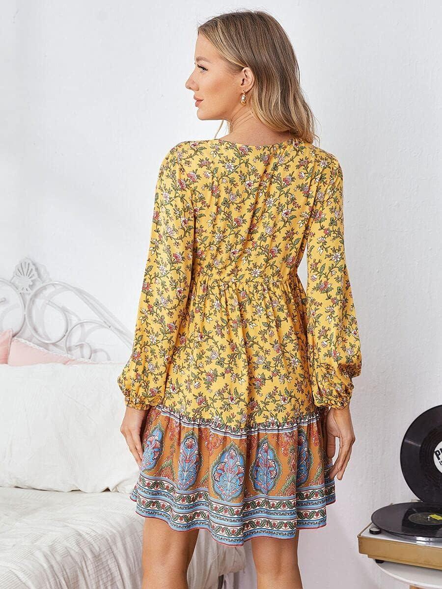 shop Shreem85 Maternity Dress Floral Max 56% OFF C Print Scarf