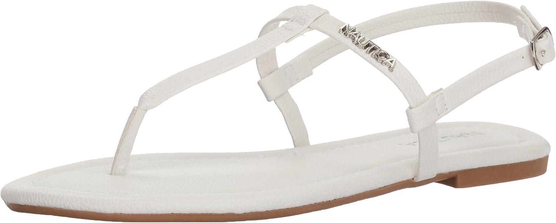 Nautica Womens Belo Flat Sandal