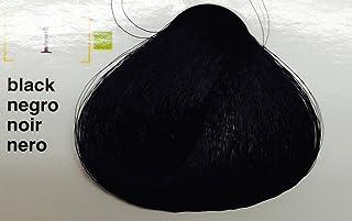 Salerm Vison Permanent Cream Haircolor (1 Black)