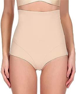 Fianmy Womens Body Shaper High Waist Seamless Shapewear Butt Lifter Tummy Control Panty Slim Waist Trainer