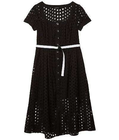 Nanette Lepore Inner Circle Dress (Black) Women