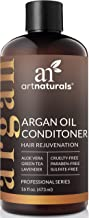ArtNaturals Argan Hair Growth Conditioner - (16 Fl Oz / 473ml) - Sulfate Free - Treatment for Hair Loss, Thinning & Regrowth - Men & Women - Infused with Biotin, Argan Oil, Keratin, Caffeine