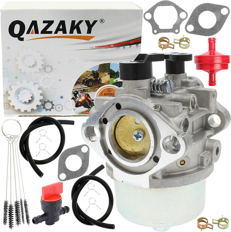 QAZAKY Max 48% OFF Carburetor Baltimore Mall Compatible with 4-stroke FJ180V Kawasaki Engin