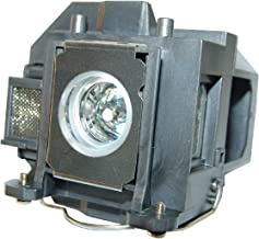 Projector Replacement Lamp, for EPSON ELPLP57 / V13H010L57, Compatible with BrightLink 450Wi, BrighLink 455Wi, PowerLite 450W, PowerLite 460, EB-440W, EB-450W, EB-450Wi, EB-455Wi, EB-460, EB-460i, EB-