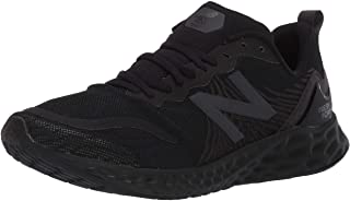 New Balance Fresh Foam Tempo Men's Running Shoes, Black with Black Caviar