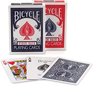 Bicycle 807 Rider Back Index Playing Cards