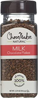 ChocoMaker (R Natural Milk Chocoflakes 3.375oz