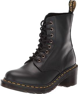 حذاء Dr. Martens Clemency الأنيق للسيدات، أسود واناما، 11