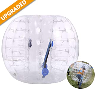 Hurbo Inflatable Bumper Ball Bubble Soccer Ball Giant Human Hamster Ball for Adults and Kids