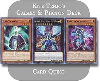 Yu-Gi-Oh! ZEXAL - Kite Tenjo's Complete Galaxy & Photon Xyz Deck