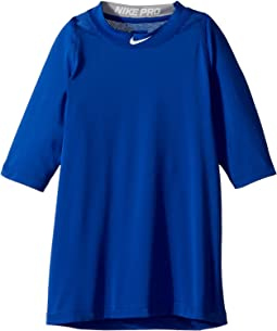 Nike Kids - Pro 3/4 Sleeve Baseball Top (Little Kids/Big Kids)
