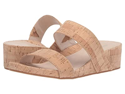 Kenneth Cole New York Gia Slide (Natural Cork) Women