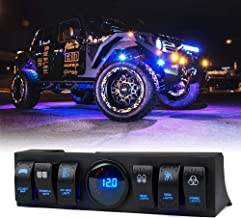 Best jeep jk light switch panel Reviews
