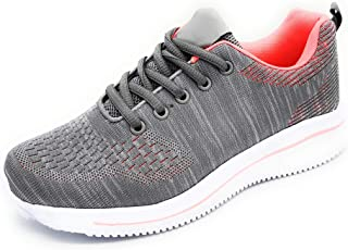 Zapatillas Deportivas para Mujer Ligeras Transpirables de Malla para Correr, Caminar