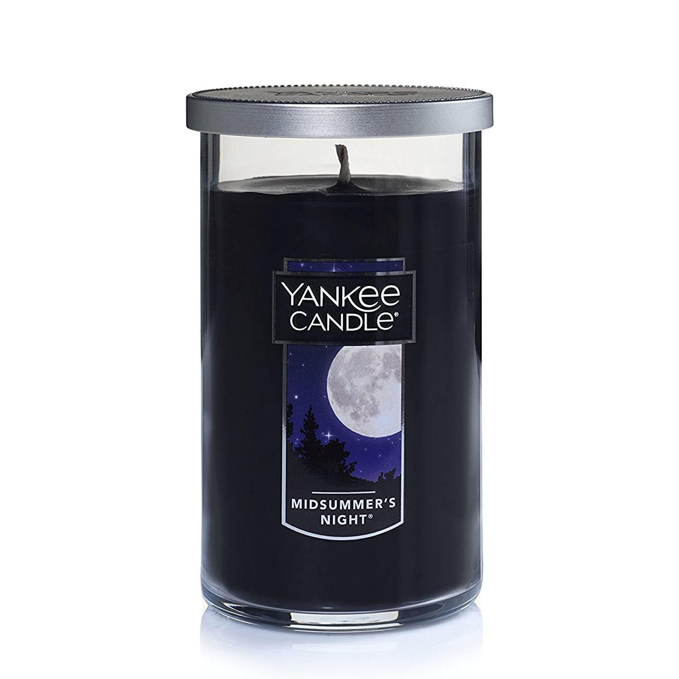 所有者不一致韻Yankee Candle Midsummer 's Night Medium single-wickタンブラーCandle
