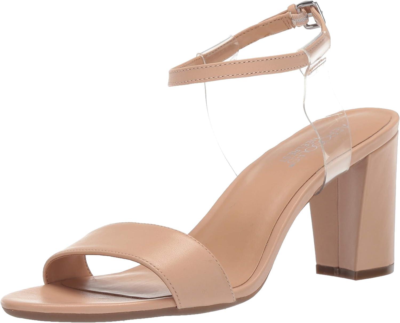 Aerosoles Womens Waterbird Heeled Sandal