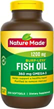 Best nature's way fish oil 2000mg Reviews