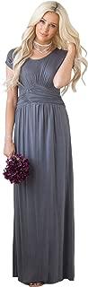 Clothing Athena Modest Maxi Dress or Modest Bridesmaid Dress