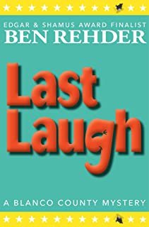 Last Laugh (Blanco County Mysteries Book 11)