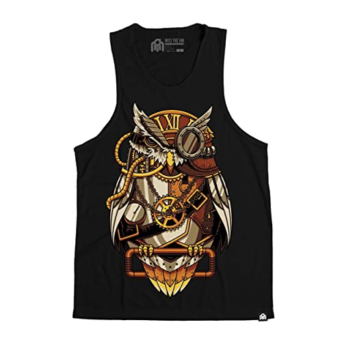 9f87d6ce16 INTO THE AM Men's Graphic Tank Tops - Cotton Fashion Tanks