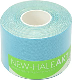 New-HALE(ニューハレ) テーピングテープ ロールタイプ ひじ ひざ 関節 筋肉 サポート AKT Colors