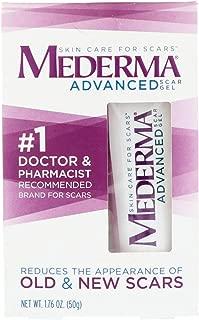 Mederma Advanced Scar Gel 1 76 oz 50 g