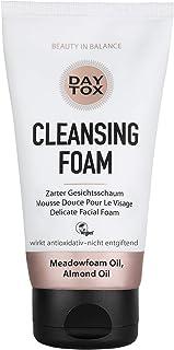 DAYTOX Espuma Limpiadora Facial - Limpiador Facial para el Cuidado del Rostro - Vegano - Sin Colorantes sin Silicona y si...